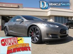 2015 Tesla Model S P8INSANE, AWD, FINANCING AVAILABLE Sedan