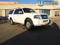 2013 Ford Expedition Max LIMITED, NAV, LEATHER, LEVELING KIT SUV