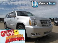 2013 Cadillac Escalade PREMIUM, AWD, REAR DVD, 6.2L SUV