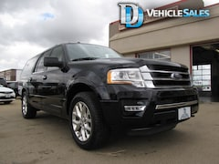 2017 Ford Expedition Max LIMITED- NO CREDIT CHECK FINANCING! SUV