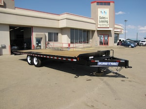 2018 Sure-Trac 8.5X24 POWER TILT DECK TRAILER  LEASE, FINANCE, OR RENT