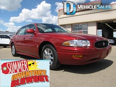 2005 Buick LeSabre Limited, OnStar, Low KMS Sedan