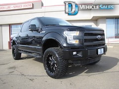 2015 Ford F-150 LARIAT - NO CREDIT CHECK FINANCING! Truck Crew Cab