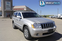 2010 Jeep Grand Cherokee Limited, 4x4, Moonrof, Command Start SUV