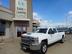 2018 Chevrolet SILVERADO 3500HD LT/Diesel/8ft Box/Leather NO Credit Check Crew Cab