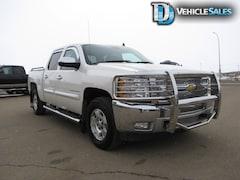 2013 Chevrolet Silverado 1500 LT, OnStar, 4x4, Crewcab Truck Crew Cab