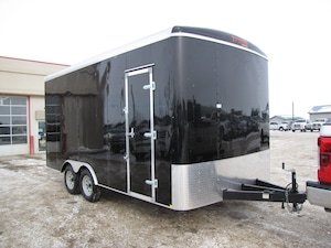 2018 TNT Trailer 8.5X16 ENCLOSED TRAILER W/ RAMP DOOR LEASE, FINANCE, OR RENT