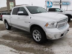 2017 Ram 1500 Laramie, UConnect, 4x4, Heated Seats Truck