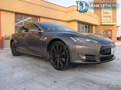 2015 Tesla Model S P85D, ELECTRIC, AWD, FINANCING AVALIBLE Sedan