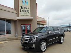 2015 Cadillac Escalade PLATINUM/DVD/Nav/22's, NO CREDIT CHECK FINANCING SUV