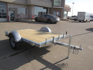 2018 Sure-Trac 5X8 TILT BED UTILITY TRAILER LEASE, FINANCE OR RENT