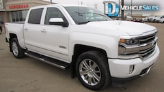 2017 Chevrolet Silverado 1500 High Country, 6.2L, Nav, Leather Truck Crew Cab