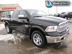 2017 Ram 1500 Laramie, UConnect, Leather, Navigation Truck