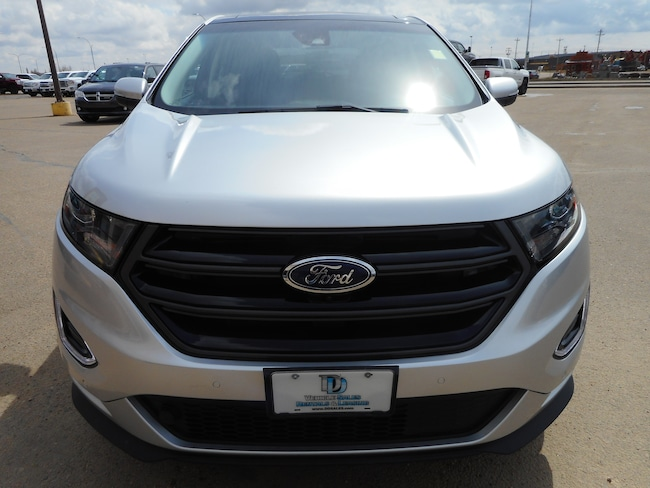 Used 2018 Ford Edge For Sale Camrose Ab