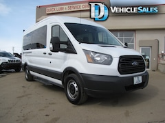 2017 Ford Transit XL, 15 PASSENGER - NO CREDIT CHECK FINANCING! Minivan