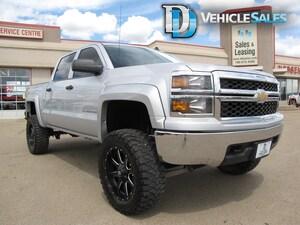 2014 Chevrolet Silverado 1500 LT/LIFTED/Rims NO CREDIT CHECK FINANCING!