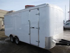 2018 TNT Trailer 8.5X16 ENCLOSED TRAILER LEASE, FINANCE, OR RENT