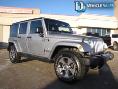 2016 Jeep Wrangler Unlimited SAHARA, 4X4, HEATED SEATS, NAV SUV