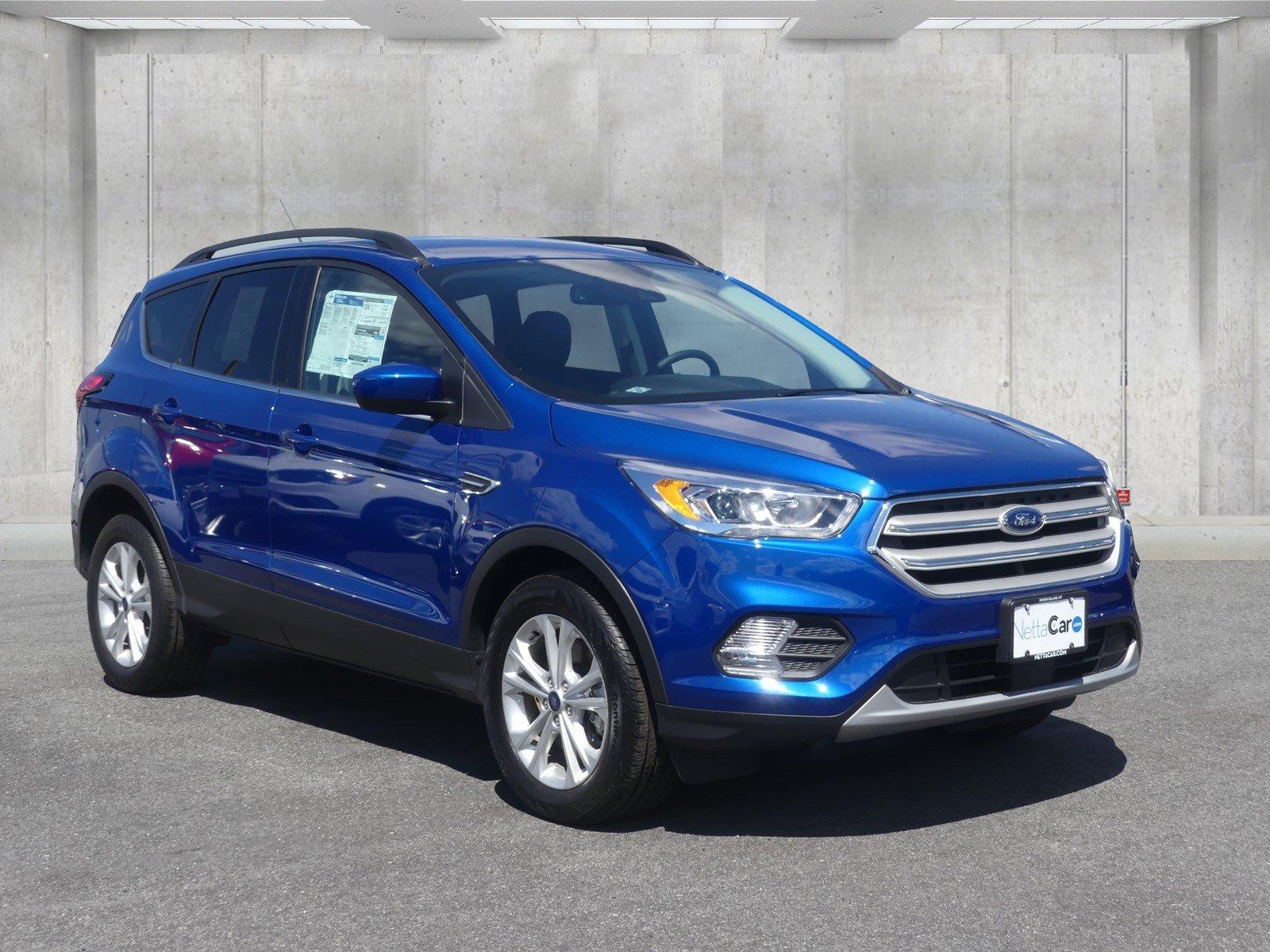 2019 Ford Escape SEL--2,200 MILES SEL 4WD