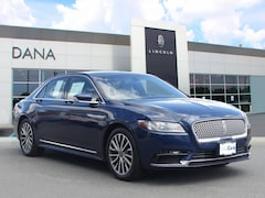 2017 Lincoln Continental CERTIFIED--SELECT--NAVIGATION Select FWD