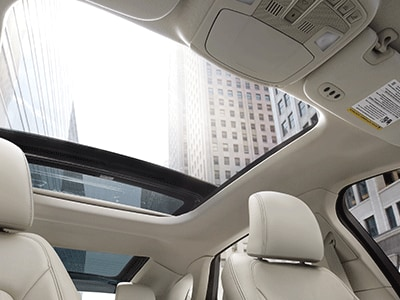 Lincoln MKZ Panoramic Glass Roof