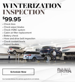 Winterization Inspection