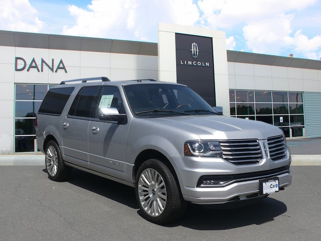 2016 Lincoln Navigator L CERTIFIED SELECT--MOON--22 WHEELS 4WD  Select