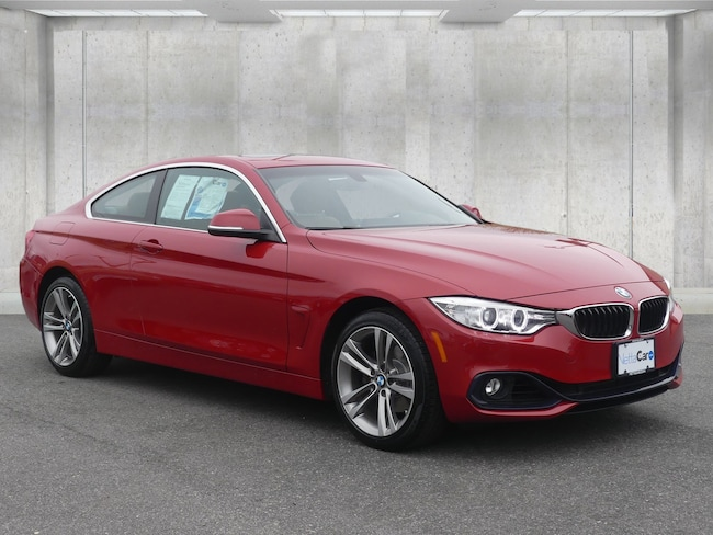 2016 BMW 4 Series 428i xDrive Coupe