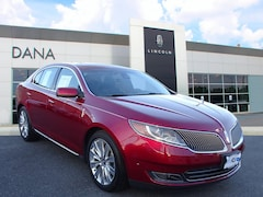 Used 2015 Lincoln MKS CERTIFIED--EVERY POSSIBLE OPTION--3,100 MILES Sedan