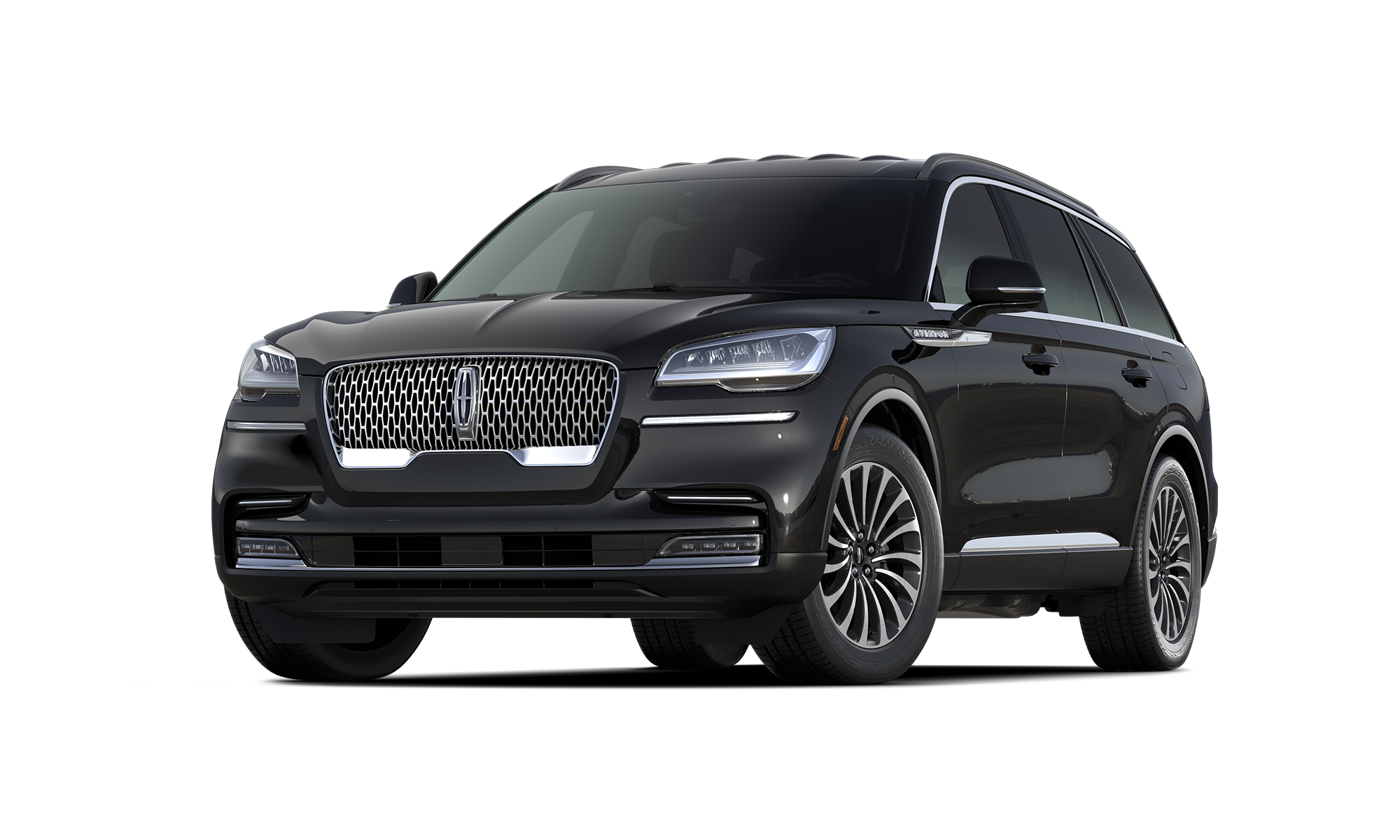 New Lincoln Aviator Special