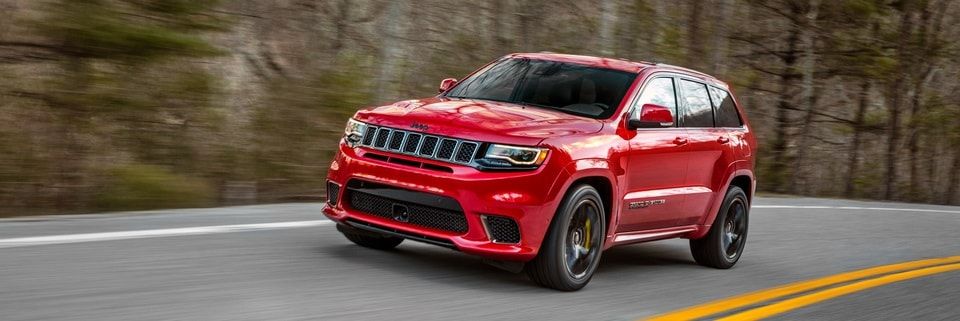 Jeep Grand Cherokee Safety And Technology Features