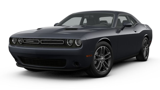 New 2019 Dodge Challenger SXT AWD Coupe in Danbury