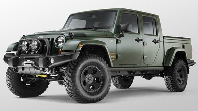 New Jeep Pickup >> Jeep Wrangler Pickup Coming Soon To Danbury Ct Danbury Chrysler