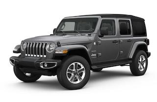 2018 Jeep Wrangler UNLIMITED SAHARA 4X4 Sport Utility Danbury CT