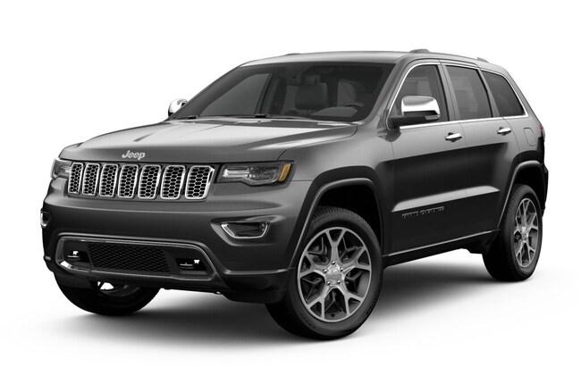 New 2019 Jeep Grand Cherokee OVERLAND 4X4 Sport Utility in Danbury