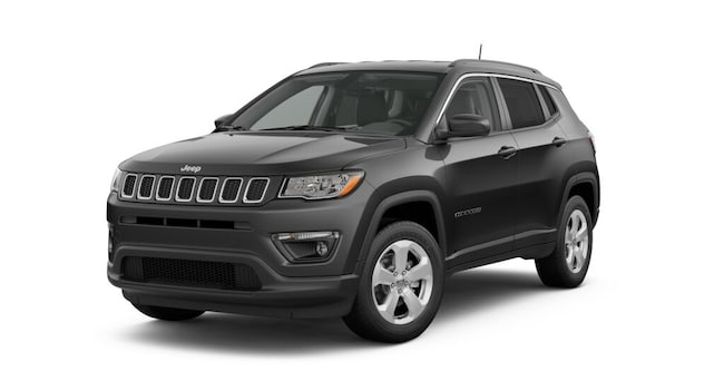 New 2019 Jeep Compass LATITUDE 4X4 Sport Utility in Danbury