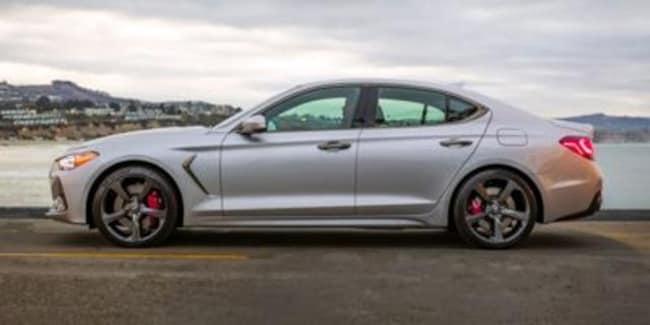 2019 Genesis G70 3.3T Advanced AWD Car
