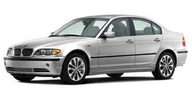 2002 BMW 330xi Sedan