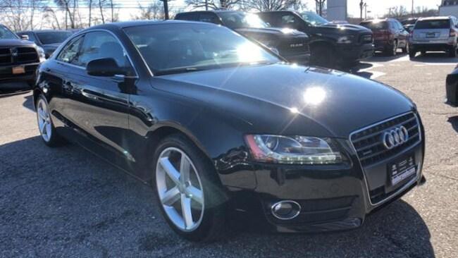 Used 2010 Audi A5 2.0T Premium Coupe Danbury, CT