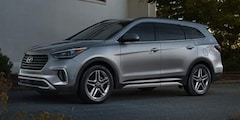 New  2018 Hyundai Santa Fe Limited Ultimate SUV Stamford, CT