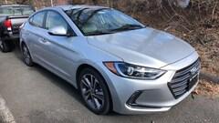Certified Pre-Owned 2017 Hyundai Elantra Sedan Danbury, CT