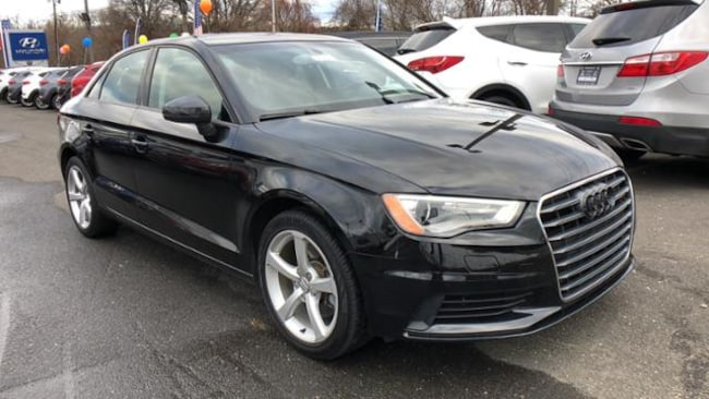 Used 2015 Audi A3 1.8T Premium (S tronic) Sedan Danbury, CT