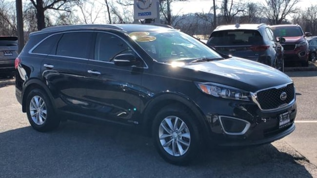 Certified 2016 Kia Sorento 3.3L LX AWD SUV Danbury, CT