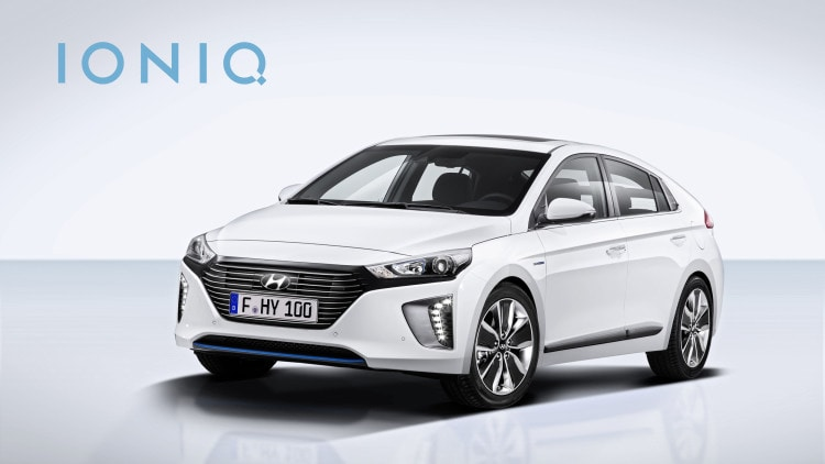 2017 Hyundai Ioniq - Coming Soon to Danbury Hyundai