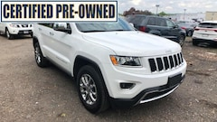 2015 Jeep Grand Cherokee Limited 4x4 SUV Certified Pre-Owned For Sale in Danbury, CT