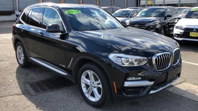 Used 2018 BMW X3 xDrive30i SAV Danbury, CT