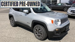 2015 Jeep Renegade Limited 4x4 SUV Certified Pre-Owned For Sale in Danbury, CT