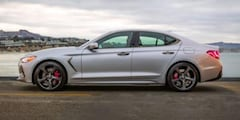 2019 Genesis G70 3.3T Advanced Sedan Certified Pre-Owned For Sale in Danbury, CT