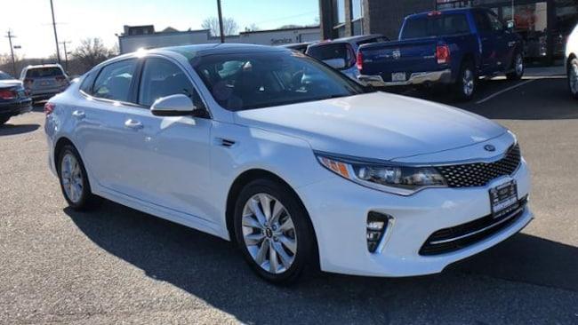 Certified 2018 Kia Optima LX Sedan Danbury, CT