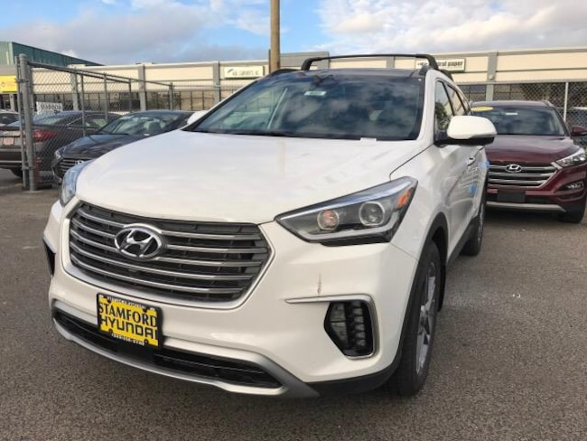 New 2018 Hyundai Santa Fe SE Ultimate SUV Danbury, CT